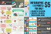 create an AWESOME infographic