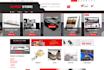 create,customize Ecommerce,Simple Website to Editor WordPress,OpenCart