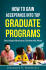 get you my ebook and CV on Graduate School Admissions