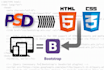 convert your psd to HTML Webpage