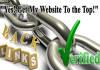 create Power Link Pyramid of 35 Pr8 to Pr5 Web 2 properties plus 100 bookmarks to them