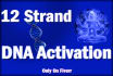 perform a 12 Strand DNA Activation on you