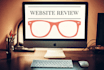 review your website, online shop or blog