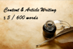 write PROFESSIONAL articles of 600 words in 24 hours