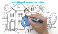 design explainer and whiteboard video with voice over