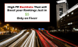 create 30 High pr SEO Backlinks Manually in One day