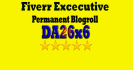 give link DA26x6 site blogroll permanent