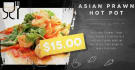 design a professional Food Flyer Video with Free Logo
