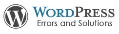 fix any WordPress issue, WordPress errors