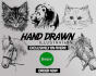 draw Amazing illustrations of any kind