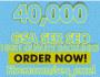 build 40,000 GSA Ser seo high quality backlinks