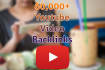 build 60,000 BACKLINKS to your YouTube Video for Seo Ranking