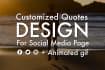 design 50 CUSTOMIZE image quote