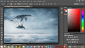 edit your photos in Adobe Photoshop