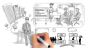 do professional business 2d whiteboard presentations