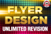 design creative Flyer, Brochure, Poster
