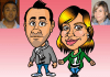 draw any Cartoon caricature for you