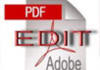 modify edit your PDF