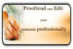 professionally proofread and edit 1500 words in 24 hours