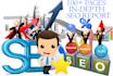 promote youtube videos,your Ebay,Amazon, etsy, shopify store