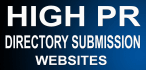 submit your website to authority directories manually