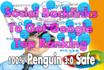 manual Penguin Safe 25 PR9, PR8, PR7, PR6 Social Backlinks
