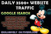 send super targeted website,traffic,daily visitors