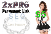 manually backlinks Adult 2xPR6