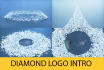 make a precious diamond intro