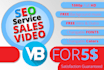 make this motion graphic SEO sales video