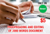 format your WORD document and others