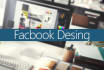 make amazing facebook cover for you