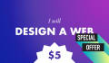 design a responsive modern website