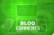 write 5 extremely high quality comments on your blog