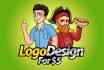 design Eye Catching Cartoon Logo