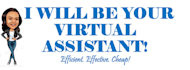 be your virtual assistant for 3 hours