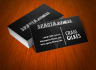 design unique eye catching business card