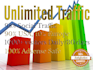 drive real Unlimited website Traffic to your site or blog