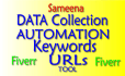 do data collection, email extraction, data mining