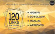 120 DoFollow Blog Comment low OBL Pr7 to pr2
