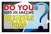 design your business card professionally