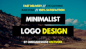 design 3 FANTASTIC Logo For Your Business In 24 Hours