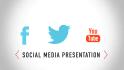 create social media presentation