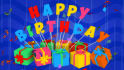 sing happy birthday and send it to whomever you like