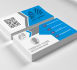 make stylish and professional business card quickly