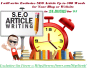 write Exclusive SEO Article Up to 500 Words for Your Blog or Website