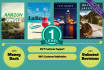 design 2 PROFESSIONAL eBook covers in 24 hours