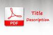 add meta tags to PDF files