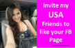 invite my USA fb friends to like your page