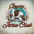create Gypsy Jitsu Club a new brand for men who train martial arts logo